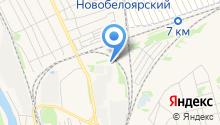 БЗМК на карте