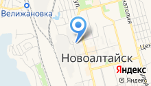 Птицефабрика Молодежная на карте
