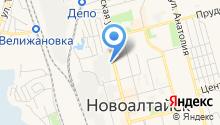 Хайтек на карте