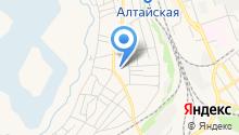 Курдалагон на карте