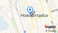 Новоалтайский центр эвакуации автомобилей на карте