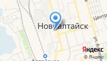 Региональное Управление Федеральной службы РФ по контролю за оборотом наркотиков по Алтайскому краю на карте