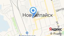 Управление по контролю за оборотом наркотиков МВД России по Алтайскому краю на карте