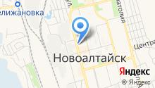 Витим на карте