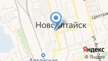 Районный отдел статистики по Первомайскому району на карте