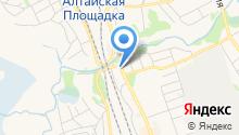 BIT на карте