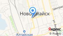 Dener Street на карте