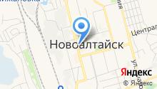 Управление федеральной службы государственной статистики по Алтайскому краю и Республике Алтай на карте