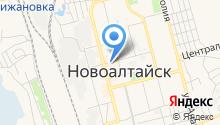 Прокуратура г. Новоалтайска на карте