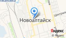 Комитет по управлению имуществом Администрации г. Новоалтайска на карте