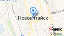 Новоалтайская городская общественная организация ветеранов, пенсионеров, войны, труда на карте