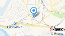 Эльмира на карте