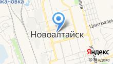 Алтайский бройлер на карте