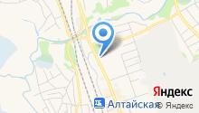 Нотариус Салях М.И. на карте