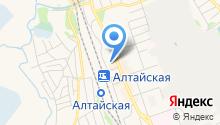 Евростиль на карте