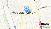 Архивный отдел Администрации г. Новоалтайска на карте