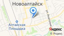Заправка на карте