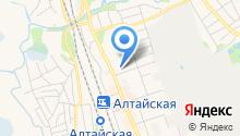 Новоалтайская городская общественная организация Всероссийского общества инвалидов на карте