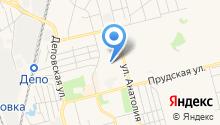 Игорь на карте