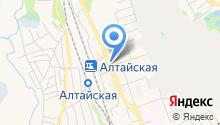Материя на карте
