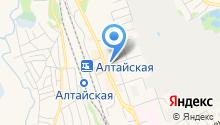 A-GSM на карте