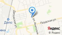 Алтайская краевая спортивная федерация Тхэквондо ИТФ на карте