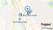 Новоалтайское государственное художественное училище (техникум) на карте