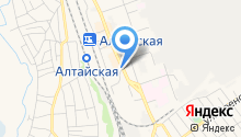ДСТ-Сибирь на карте