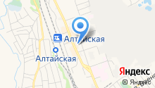 Детский сад №7, Ромашка на карте