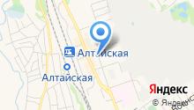 Аэлита-Вет на карте