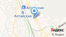 ДОСААФ России г. Новоалтайска на карте