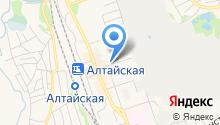 Идея на карте