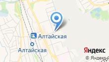 Межрайонная инспекция Федеральной налоговой службы России №4 по Алтайскому краю на карте