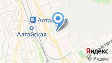СТО на ул. Ударника на карте
