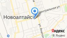 ИНТЕРСТРОЙ на карте