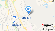 Алтайвагон на карте