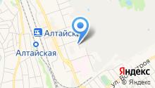 Управление Федеральной службы по надзору в сфере защиты прав потребителей и благополучия человека по Алтайскому краю на карте