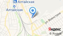 Первомайский вестник на карте