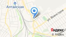 Алтай Логистик Аутсорсинг на карте