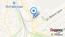 Алтай-Ритуал на карте