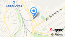 Магазин халяльной продукции на карте