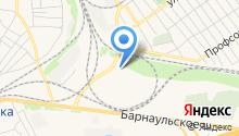 АЗС Газойл на карте
