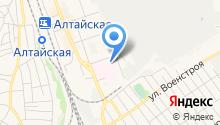 Городская больница им. Л.Я. Литвиненко на карте