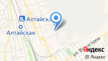 Управление социальной защиты населения по г. Новоалтайску на карте