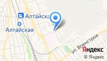 Детская поликлиника, Городская больница им. Л.Я. Литвиненко на карте
