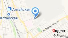 Фонд социального страхования РФ на карте