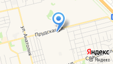 Демидов Парк на карте