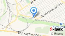 Shaurben на карте