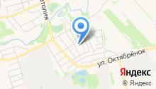 Станция юных натуралистов г. Новоалтайска на карте