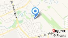 сибирская сосна на карте